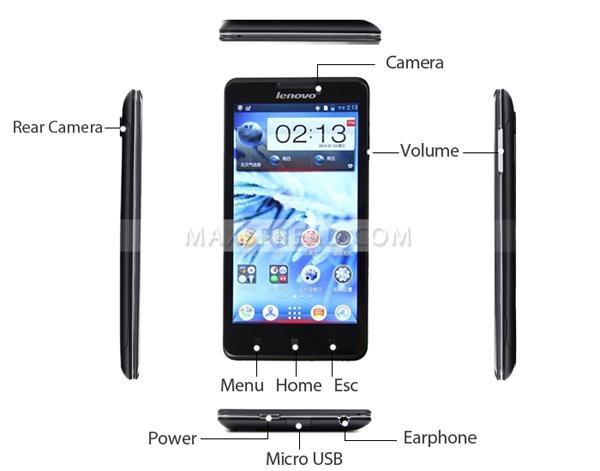 Lenovo Original BEST SALE P780 3G Smartphone Android