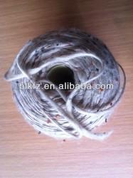 acrylic wool slub nep yarn china