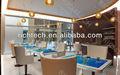 Richtech versión de pantalla lcd interactiva barra de mesa-la mejor bar pub y muebles para atraer a los clientes
