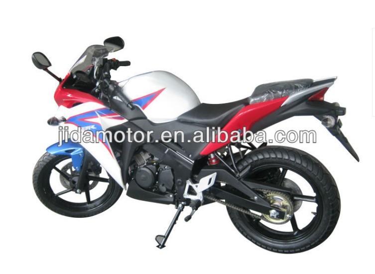 very cheap but high quality racing motorbike200cc 250cc JD150R-1