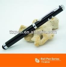 design metal ballpoint laser pen