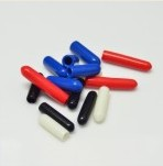 plastic cable end cap --- free samples long pvc pipe fitting End Caps