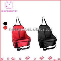 Pet Car Seat Bag Storage Pocket
