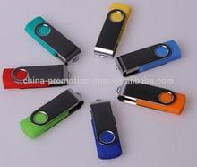 Hot-selling swivel USB flash drive,USB Flash 2.0,1g 2g 4g 8g USB drive