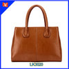 Newly genuine leather handbag Wholesale brand name designer real leather handbag,designer leather handbag,brown leather bag