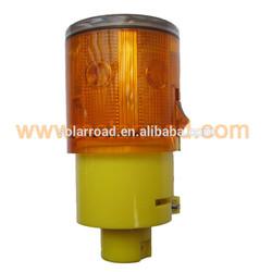 Super Brightness Solar Powered Led Traffic Beacon Warning Light RS-712