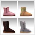 chaudes bottes de neige en hiver à la mode nouvelle pour dames