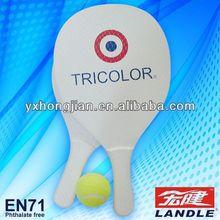 plastic wooden MDF carbon rackets set tennis court netting
