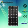 high efficiency low pric lg solar panel 220 watt 24v mono