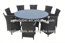 10035 outdoor furniture conversational set