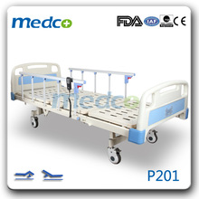 Two functions cheap hospital bed of hospital furnitures P201
