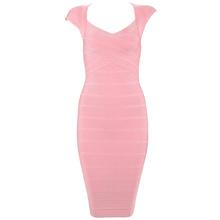 New fashion Bandage Prom Dress Women Party Dress 2014