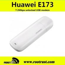 7.2Mbps wireless hsdpa 3g usb modem with antenna Huawei e173