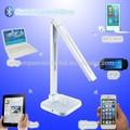 Smart led lampe mit Touch-Steuerung dimmbare beleuchtung; bluetooth und Lautsprecher wiederaufladbaren tischleuchte