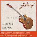 Estudante acústico guitarra barata espanha instrumento de música