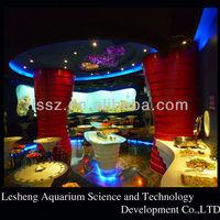panoramic aquarium