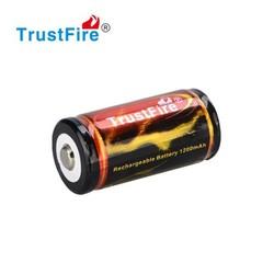 Trustfire wholesale ICR 1200mAh 18350 Ecig MOD rechargeable battery
