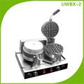 Venda quente máquina de waffles comercial