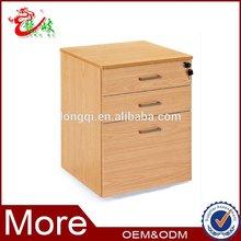 high quality modern fashion design three drawer pedestal mobile cabinet office furniture