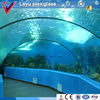 Decoration Plexiglass Cylinder Fish Aquarium of Acrylic for Sea World