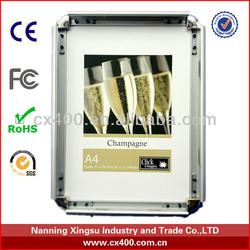 2015 aluminum wall-mounted LED light frame