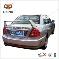 LX-MIT017 clip rear wings spoiler with light/screw for LIONCEL