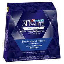 Teeth whitening Professional Crest 3D Whitestrips