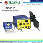 baku hot air blower plastic mini portable welding heat gun hot air rework station(BK-601D rework soldering station )