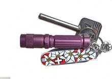 Waterproof mini led flashlight TANK007 E09,I2354 led finger torcher