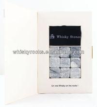 accessori per bar pietra ollare naturale rocce Stone Cold ghiaccio whisky pietre
