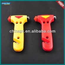 Seatbelt Cutter, Emergency Car life safety Hammer