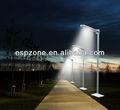 2013 nova Ce Solar luz de rua bateria de lítio fabrica