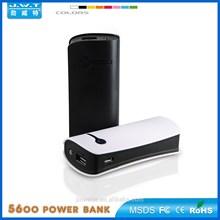5200mah high quality mobile power bank