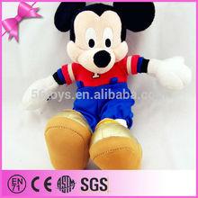 2014 Hot Sale Soft Stuffed Mouse Plush Toy Wholesale