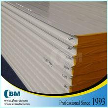 Galvanized Color Steel Sheet EPS Sandwich Wall Panel EP2009
