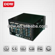 De pared Video procesador para 55 pulgadas samsung hizo lcd de Video wall 5.3 mm 1920 x 1080 de entrada y salida Hdmi dvi vga av ypbpr DDW-VPHXXXX