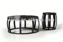 2014 modern interior furniture contemporary chair & furniture T-64,65