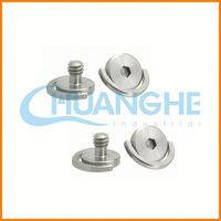 China precision tripod qr plate screw fastener