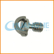 """China precision 3/8"""" slotted camera screw with quick release knob and d-ring d and d-ring"""