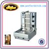 Gas Doner Kebab Machine(3 Burners)/Gas Vertical Boiler/Gas Shawarma Machine/Kebab Griller