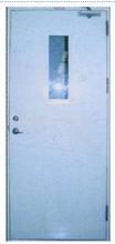 hgh qulity Steel Fire Rated Door BS476 standard certificate powder coat. JX-SFD02