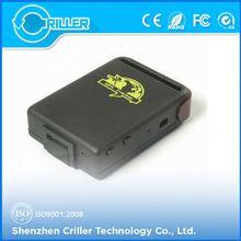 Professional manufacturer pet and personal vehicle fleet management TK-102 tracker gps per auto tk106