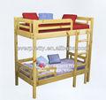 Utilisé la garderie bon lit superposé en bois/crèche literie/glisser enfants lit superposé
