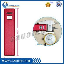 Smart mobile phone power bank 2600 mah