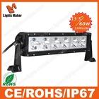BCS1060 Auto Parts 13.5inch 60w cree led work light bar off road lamp jeep wrangler mini light bar 12v 24v -BCS1060