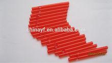 colour plastic whistle lollipop sticks