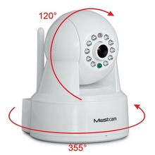 Factory Direct Sale,Low Cost PTZ WiFi CCTV/IP Camera