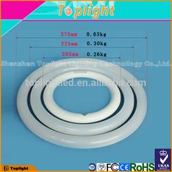Trade Assurance CE RoHS 300mm 18w T9 G10Q circular led circle ring light