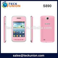 S890 quad band cheap mobile phone