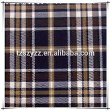 High quality grid textile cotton stripe